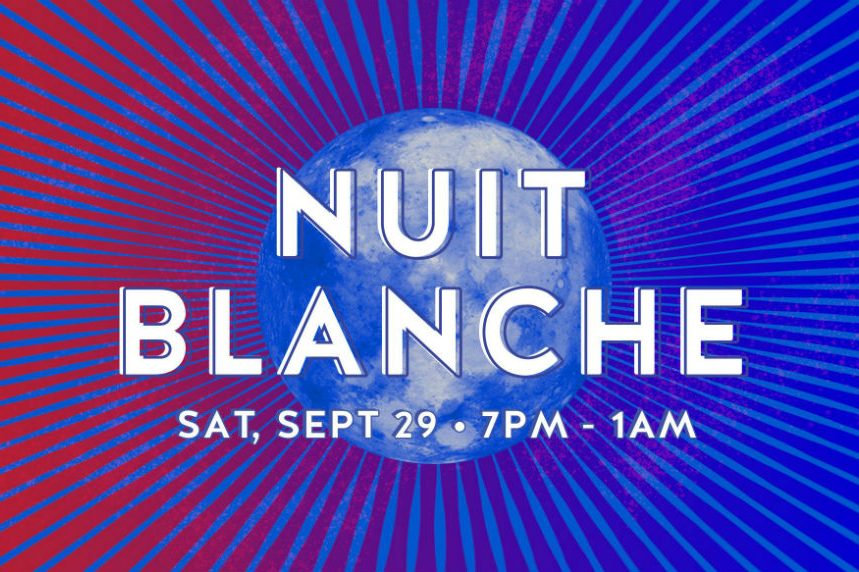 Nuit Blanche brings art and performance to Saskatoon