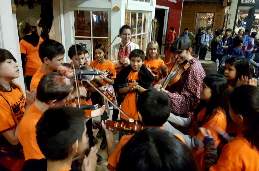 Orange Shirt Day kicks off across Saskatoon