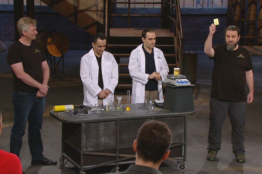 Sask. scientist makes successful pitch on CBC's Dragon's Den