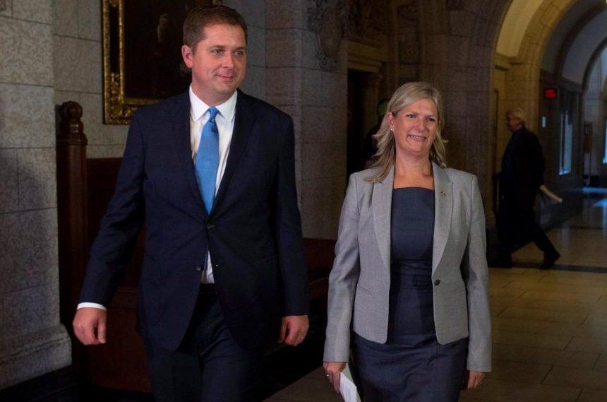 Ontario MP Leona Alleslev ditches Liberals, crosses floor to Tories