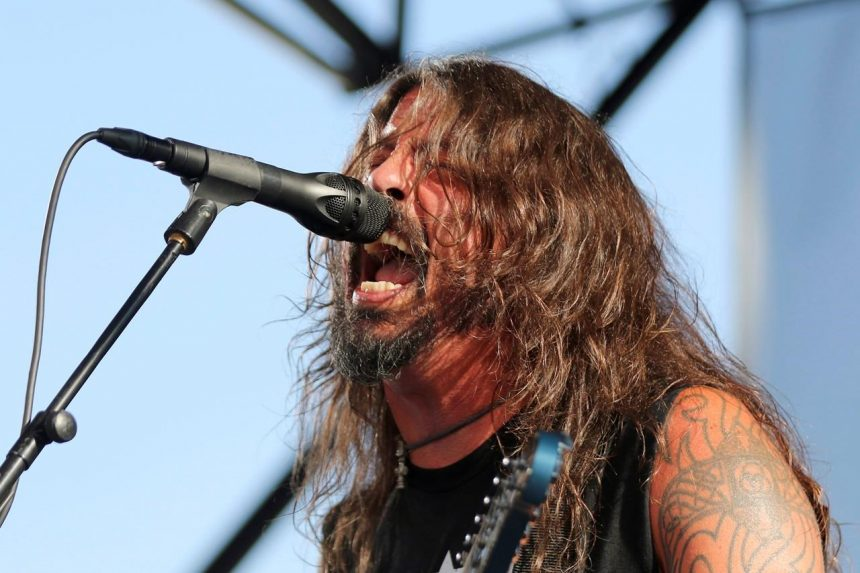 Foo Fighters postpones two Canadian shows after Dave Grohl loses voice