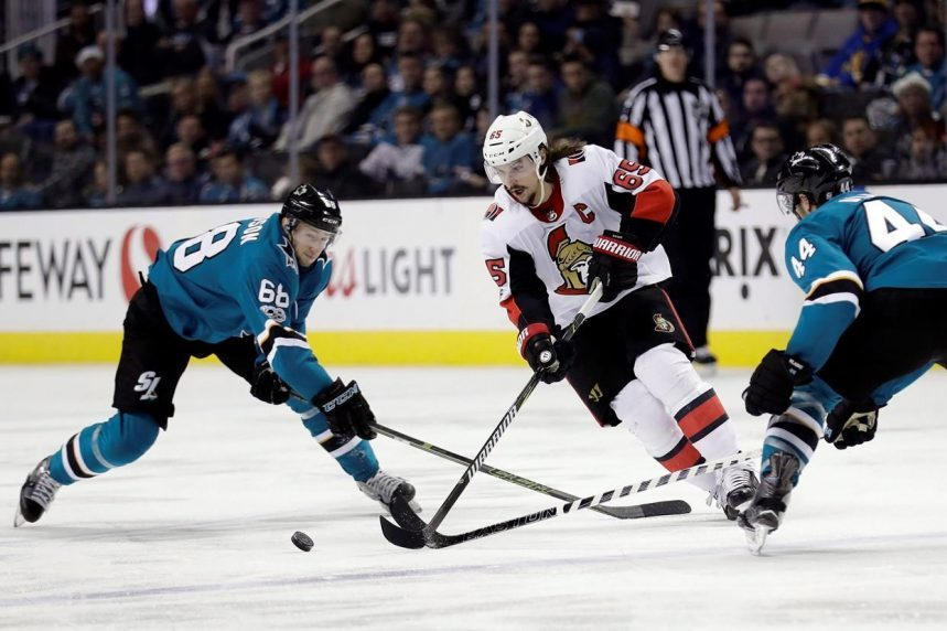 Ottawa Senators trade Erik Karlsson to San Jose Sharks