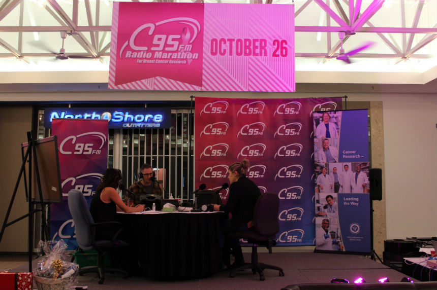 Radio marathon raises more than $350K to fight breast cancer