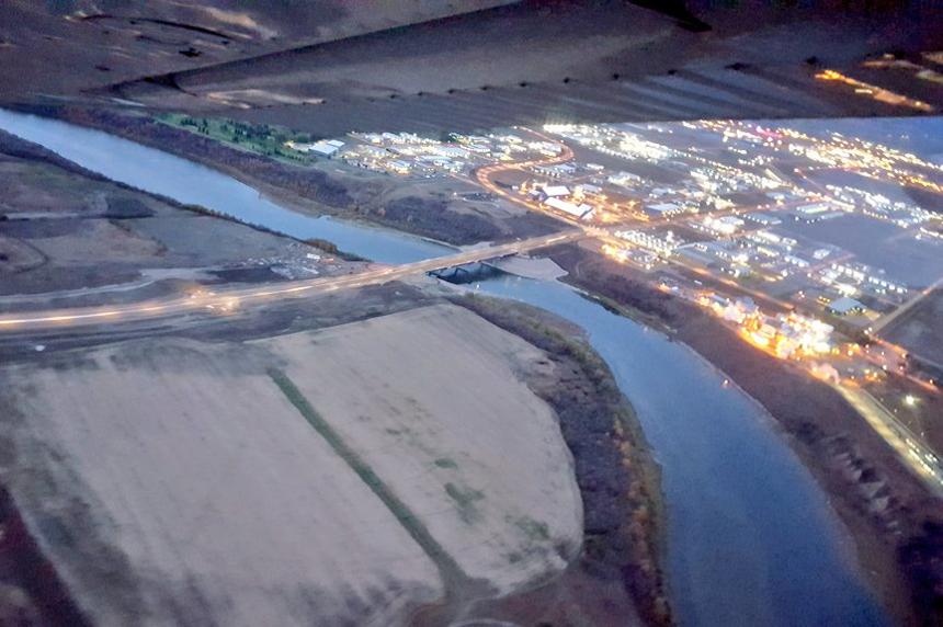 Saskatoon drivers get first morning commute on new bridges
