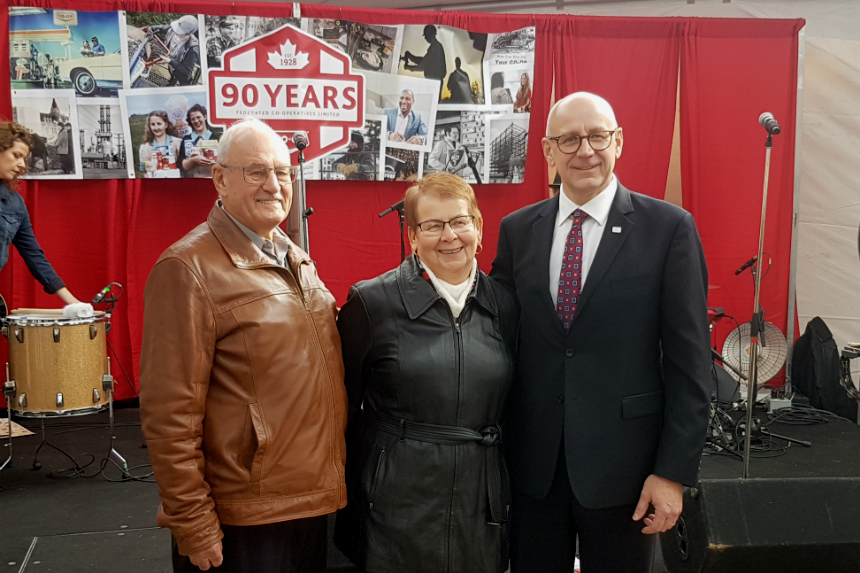 Federated Co-op celebrates 90th year in business