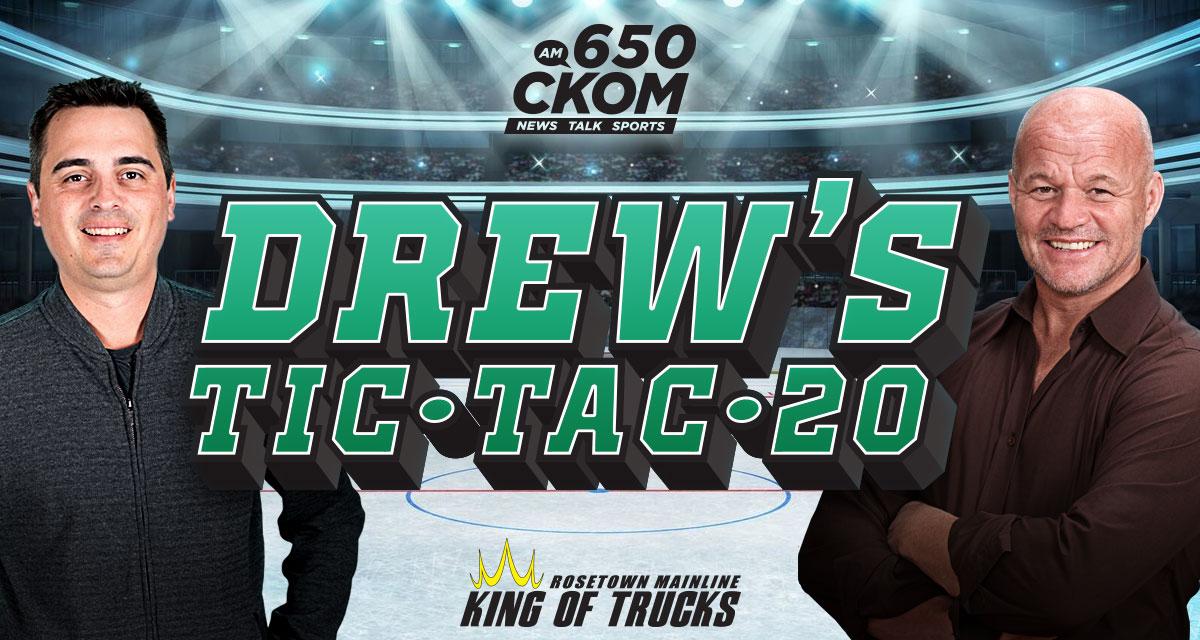 Drew Remenda's Tic-Tac-20!