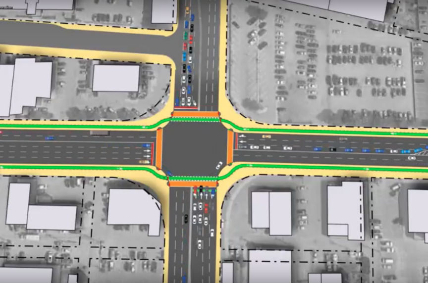 Subtracting lane could streamline Idylwyld traffic: city