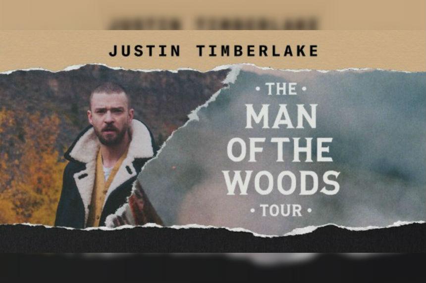 Justin Timberlake postpones Edmonton concerts