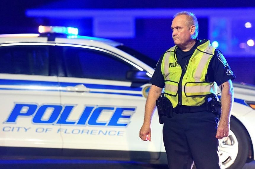 Officer killed, 6 other officers wounded in South Carolina