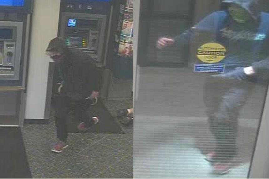 Police search for man targeting women at Saskatoon ATMs