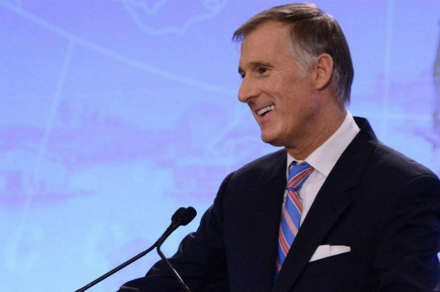 Bernier urges voters to consider new party during Sask. visit