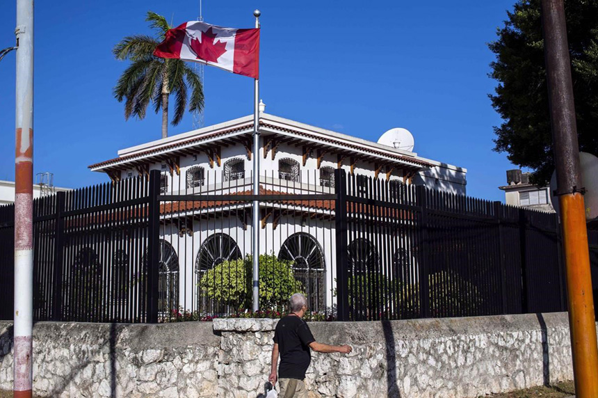 Global Affairs says another Canadian diplomat in Cuba has fallen ill