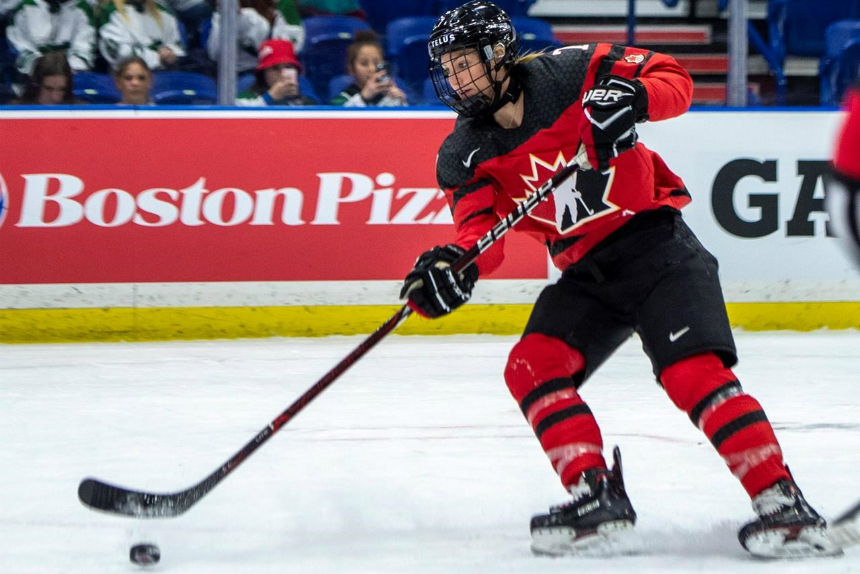 Maschmeyer earns shutout in Canada's 3-0 win over Finland at Four Nations