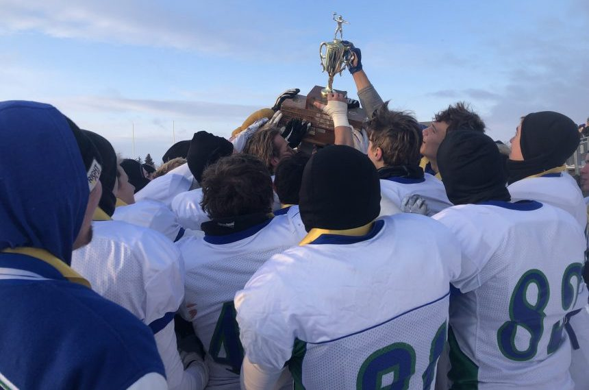 Miller, Bishop J. Mahoney capture Sask. football titles