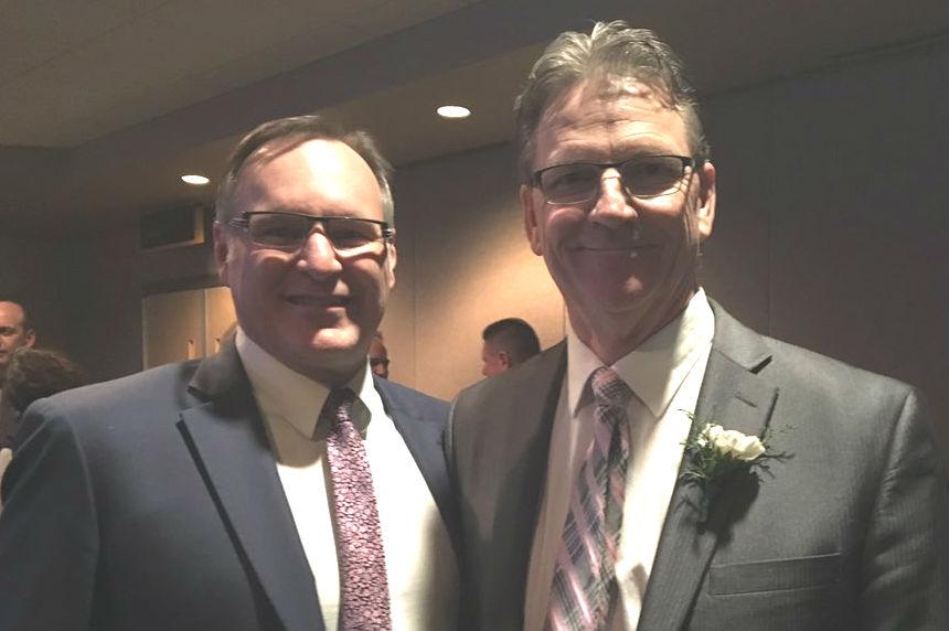Saskatoon inspector awarded for decades-long health streak