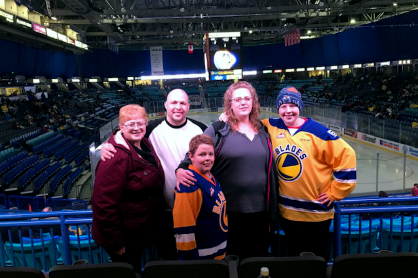 Warman family gets VIP treatment following C95 contest