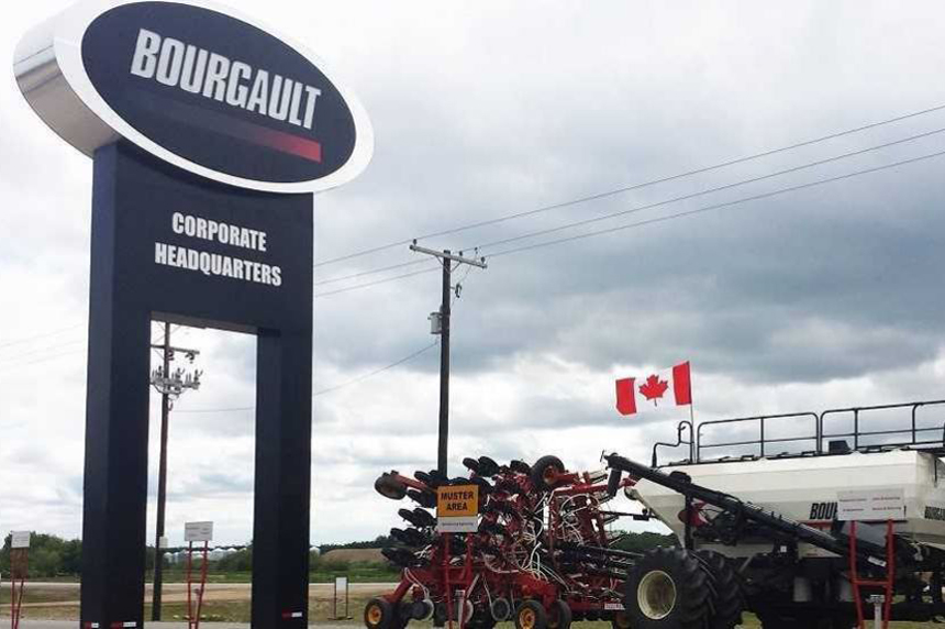 Bourgault Industries issues layoff notices