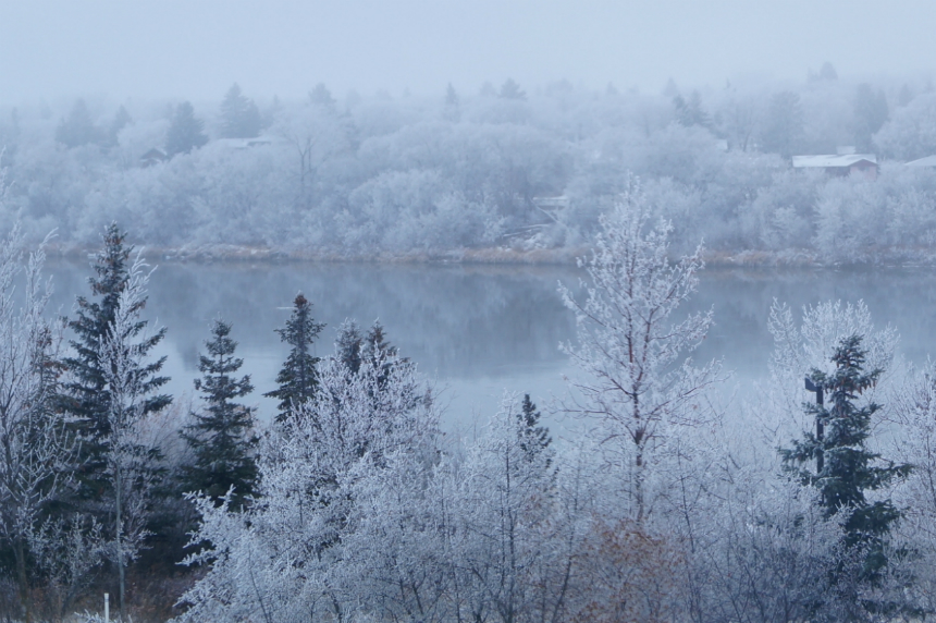 Another day of foggy weather across Sask.