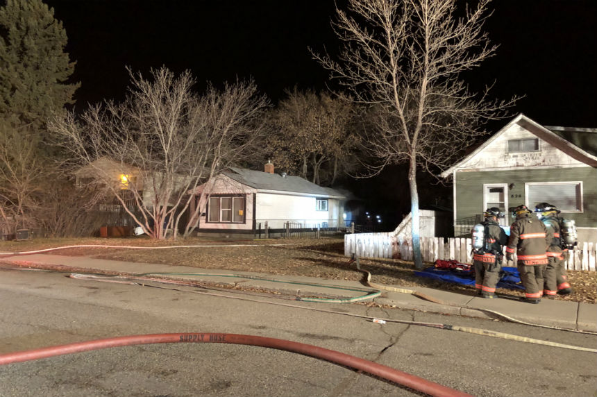 King George house fire causes $40K in damage