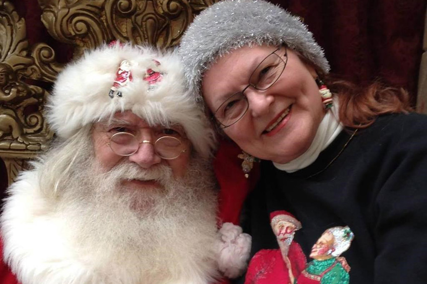 'Had such a kind heart:' Year-round spirit of Santa stand-in inspires toy drive