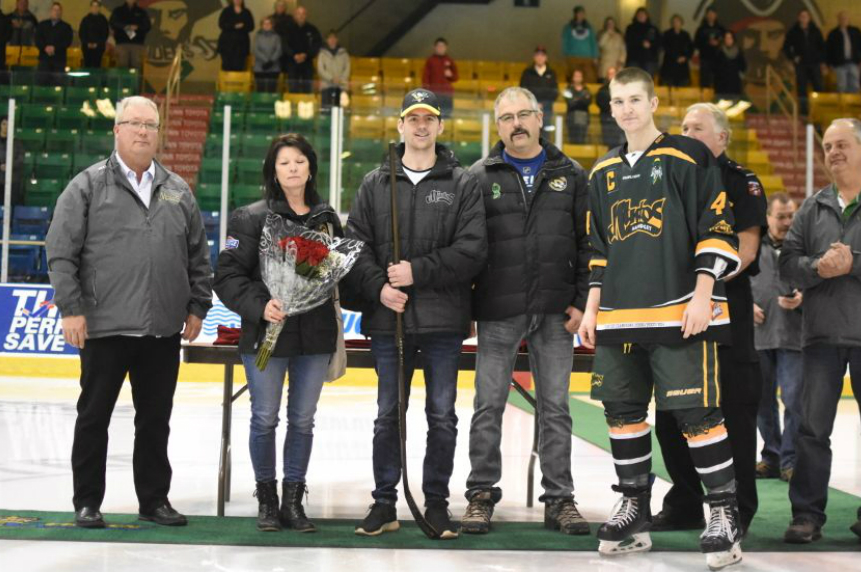 Matechuk honoured by Mintos, Ozar scores hat trick