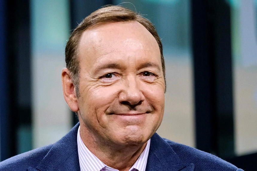 Kevin Spacey's lawyers enter not guilty plea in sex assault