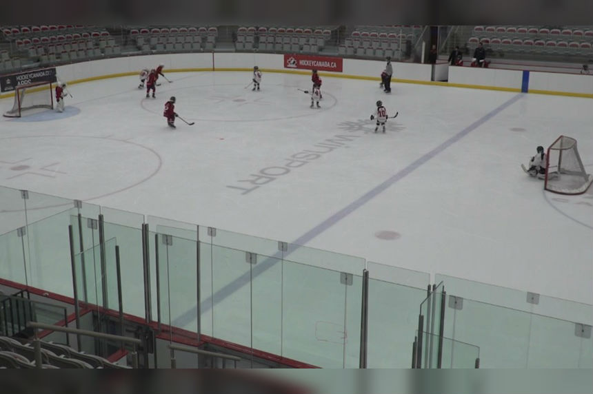 SHA moving novice hockey games to half-ice format in 2019/20