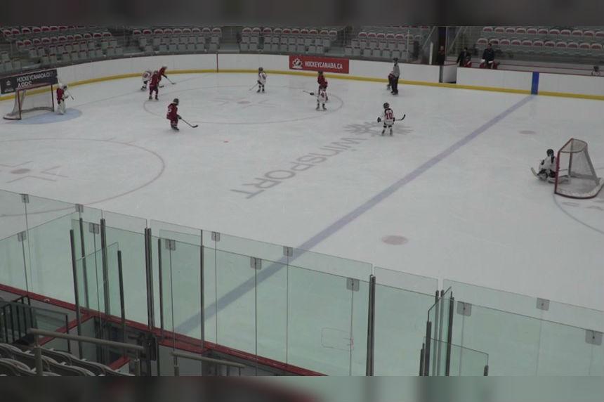 Sha Moving Novice Hockey Games To Half Ice Format In 2019 20 650 Ckom