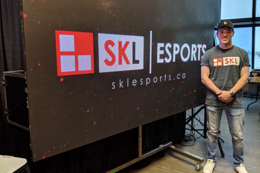 Esports enthusiasts gather in Saskatoon