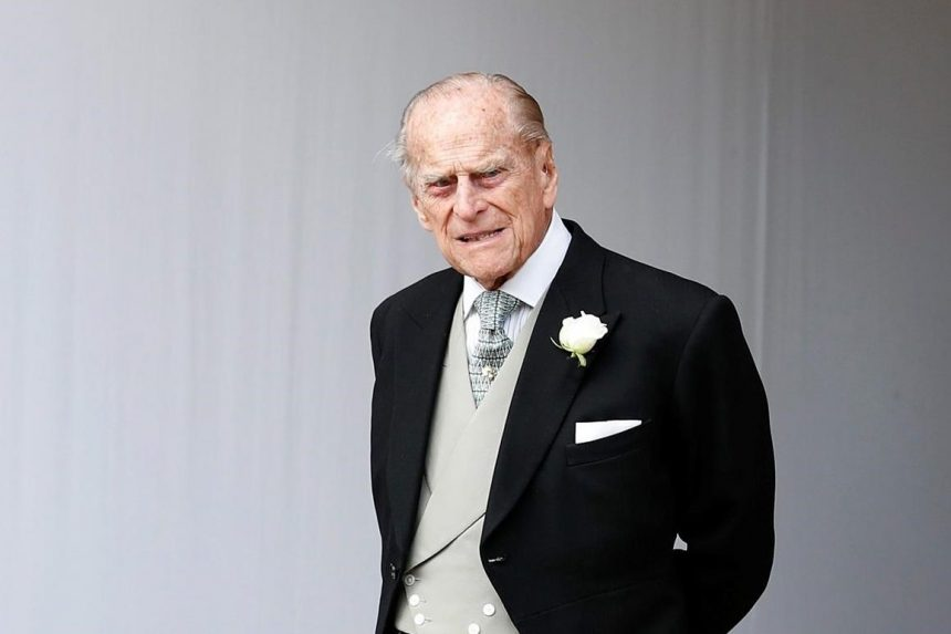 Prince Philip taken to hospital in London