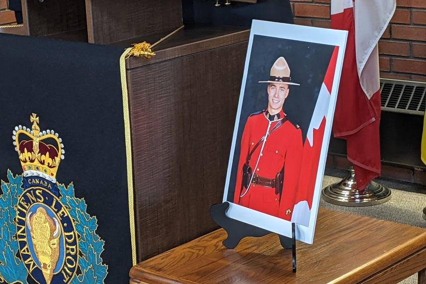 On-duty RCMP officer killed during traffic stop in southern Saskatchewan