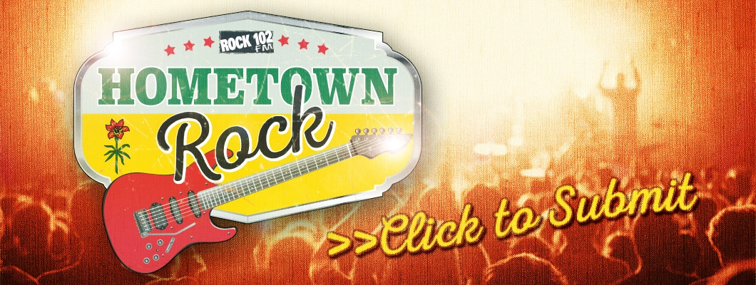 Feature: http://www.rock102rocks.com/hometown-rock/