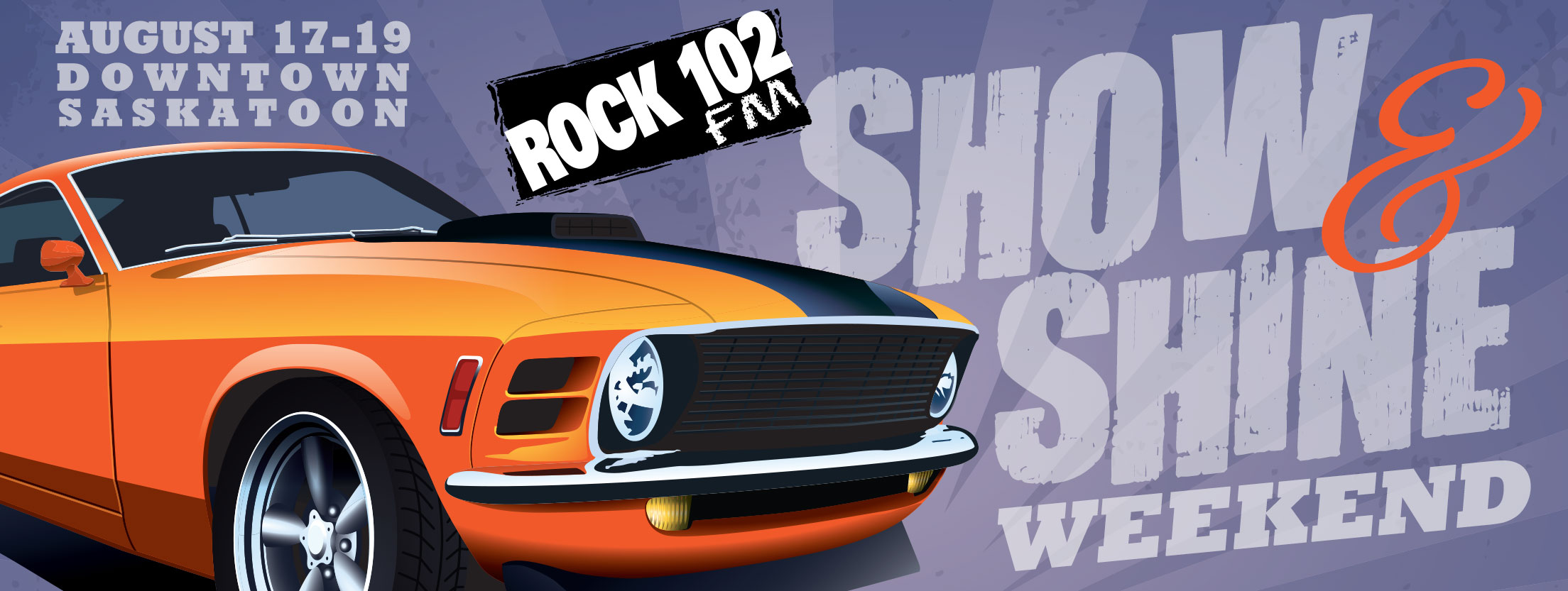 Rock 102 Show & Shine Weekend