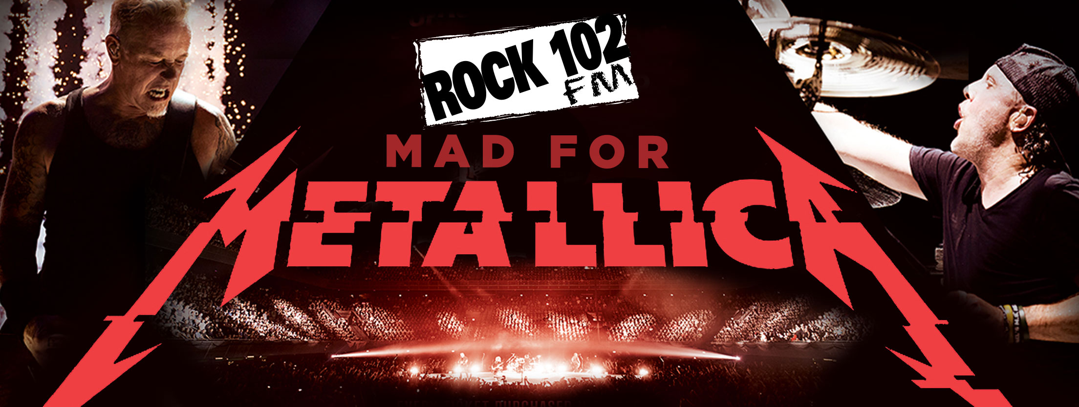Mad for Metallica
