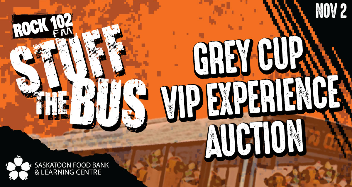 Grey Cup VIP Experience Auction