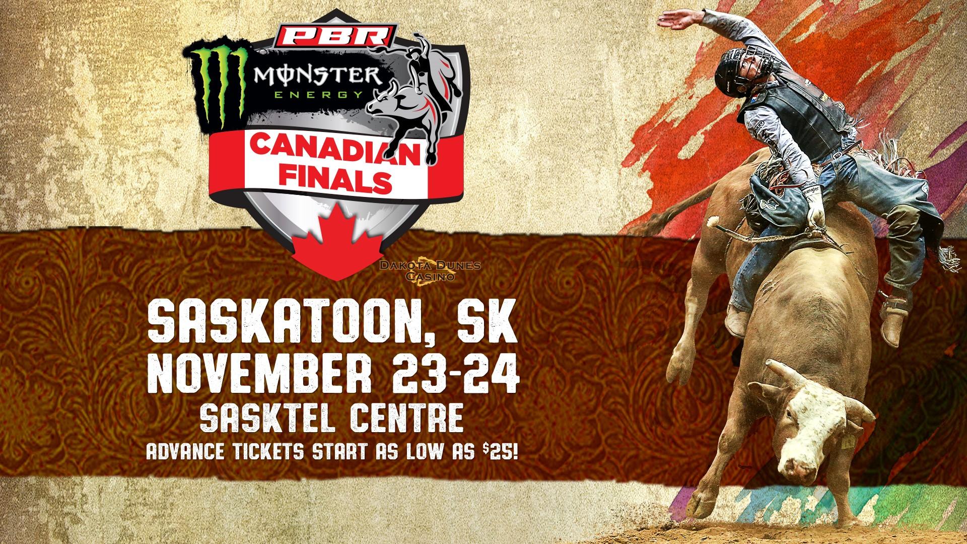 PBR Monster Energy Tour Canadian Finals | ROCK 102