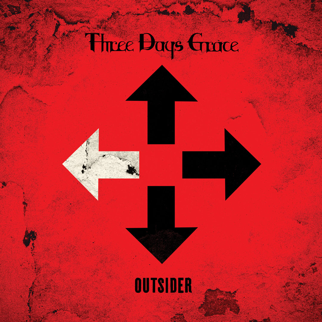 THREE DAYS GRACE – THE OUTSIDER TOUR