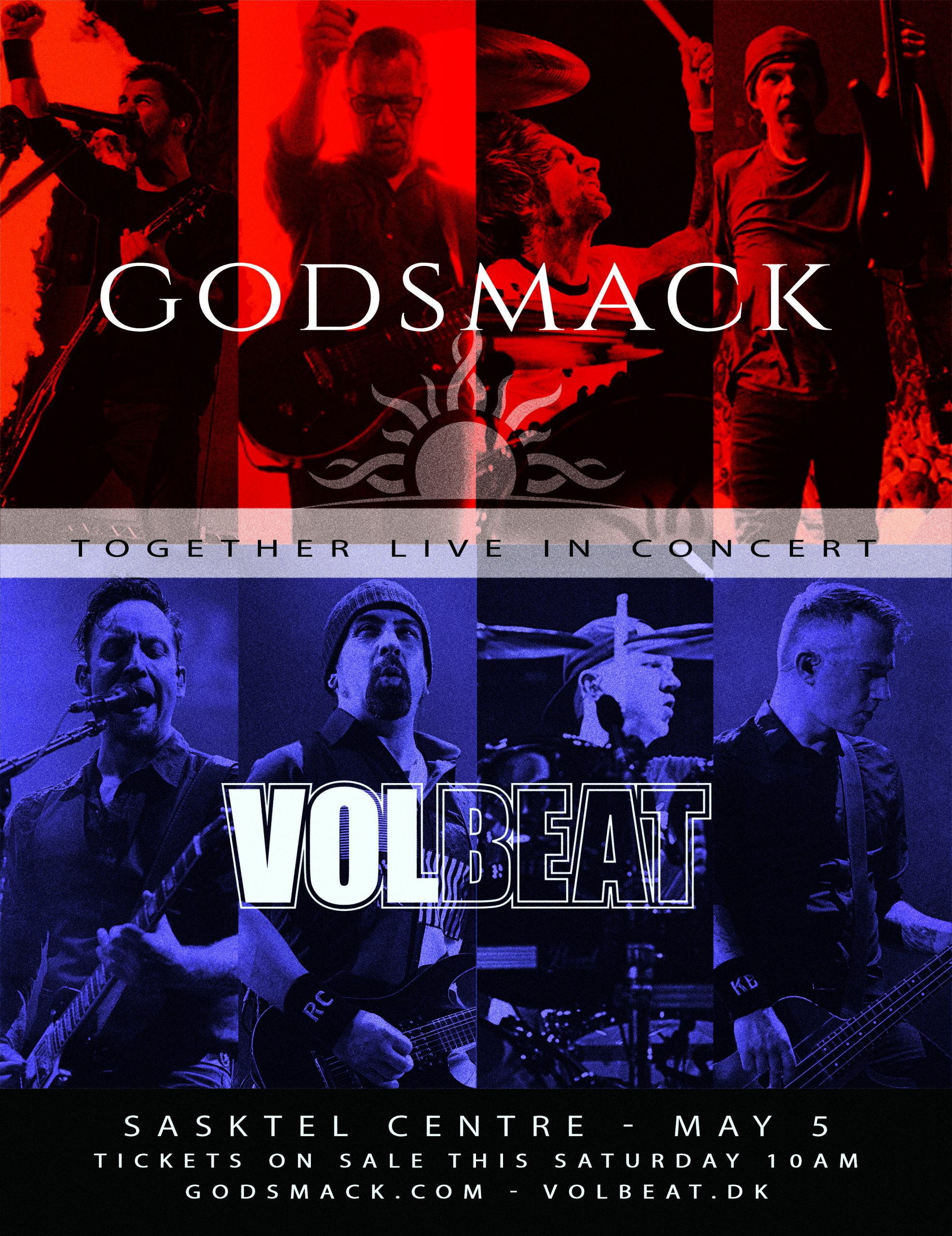ticketmaster volbeat