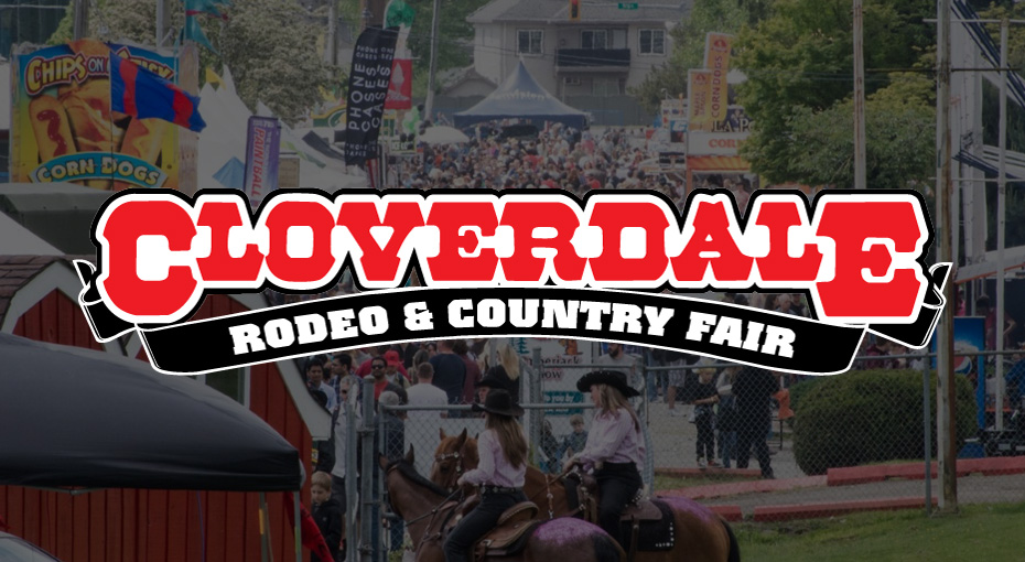 Win a Cloverdale Rodeo & Country Fair Prize Pack