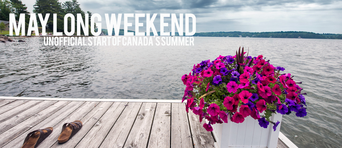 5 Things to do for May Long Weekend ** CONTEST POST **