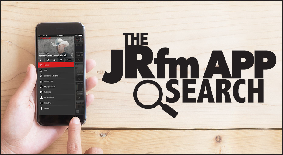 The JRfm App Search