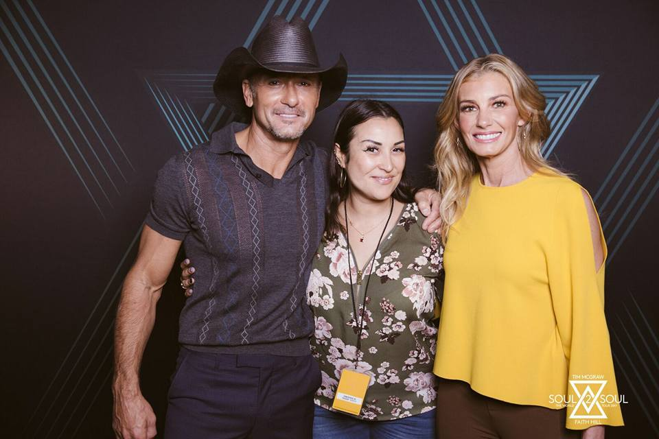 Tim McGraw and Faith Hill announce their first album together!