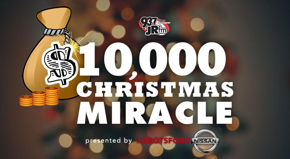 $10,000 Christmas Miracle