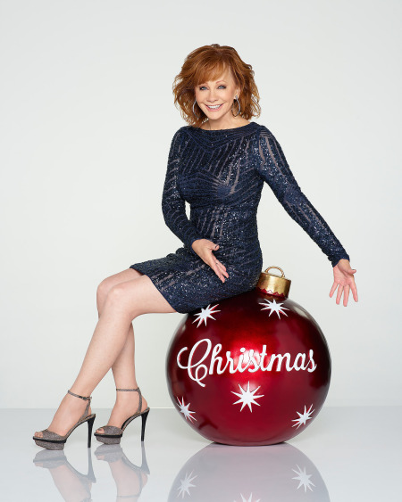 Reba McEntire will host the CMA Country Christmas Special TONIGHT
