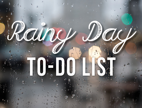 Relax at Home with A Cozy Package from Saje valued at $250!!!  - And My Tips on What To Do On A Rainy Day