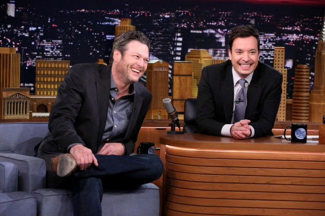 Blake Shelton and Jimmy Fallon need their own show
