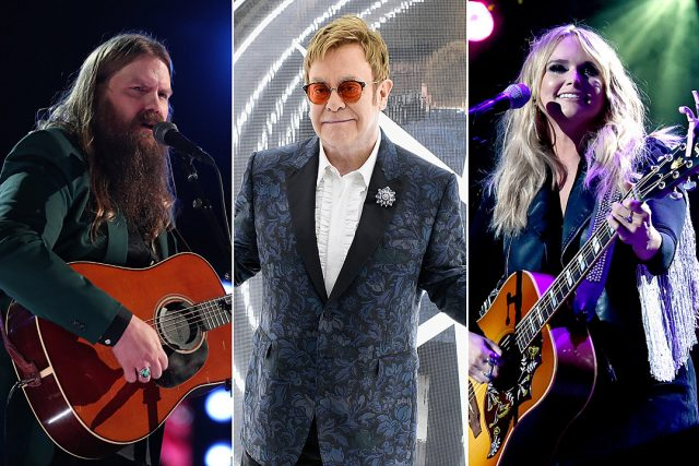 Your favorite country artists pay tribute to Sir Elton John