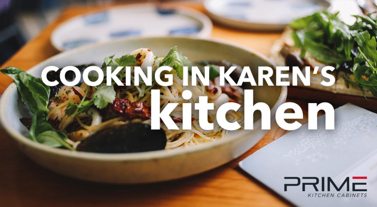 Cooking In Karen's Kitchen Round 2