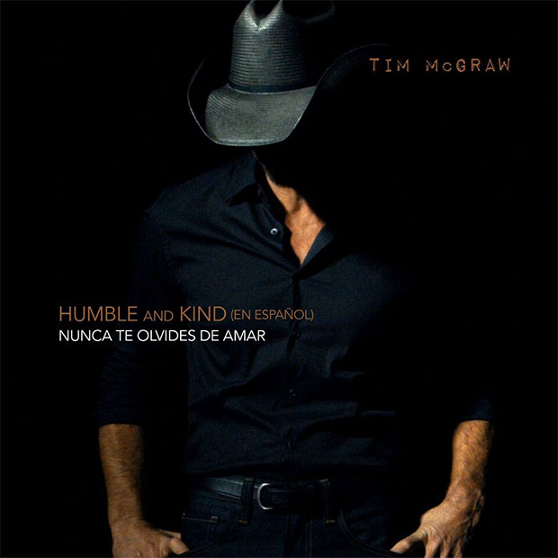 Tim McGraw releases Humble and Kind en español