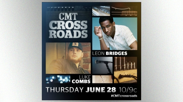 Luke Combs has always wanted to do a CMT Crossroads, and it's finally happening.